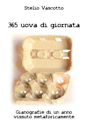 365 uova di giornata - Copertina